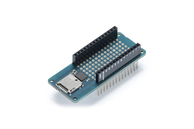 A product image for Arduino Mkr Mem Shield