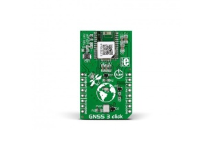 MikroBus Add-On Board GNSS3 Click