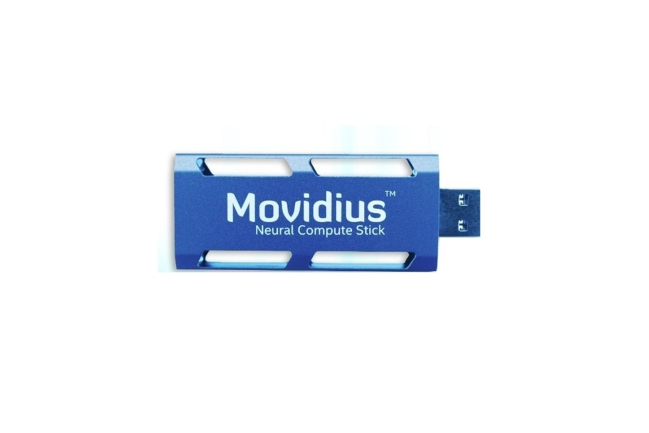 A product image for Intel® Movidius™ Neural Compute Stick