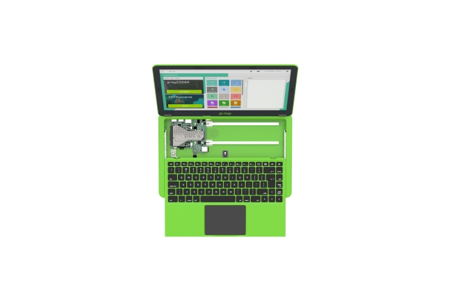 A product image for PI-TOP v2 LAPTOP with INVENTORS KIT