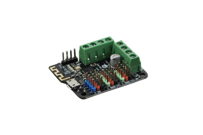A product image for Dfrobot ROMEO BLE MINI ARDUINO compatible Robort control BOARD