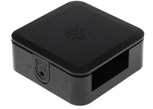 Raspberry Pi Quattro Case with VESA Mount - Black