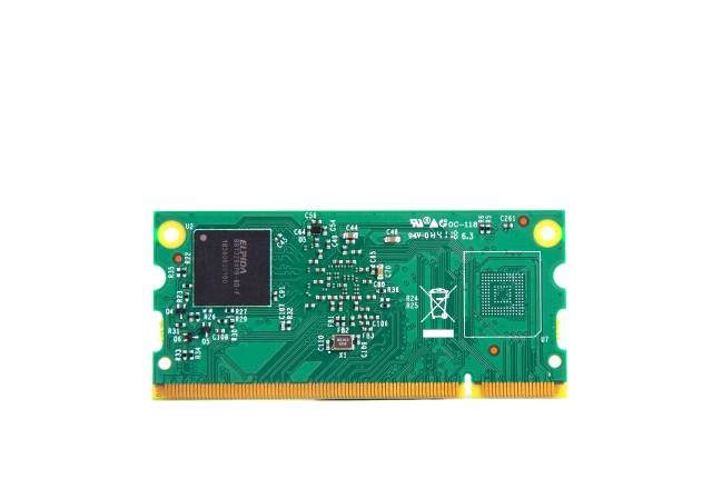 A product image for Raspberry Pi Compute Module 3+ 8Gb