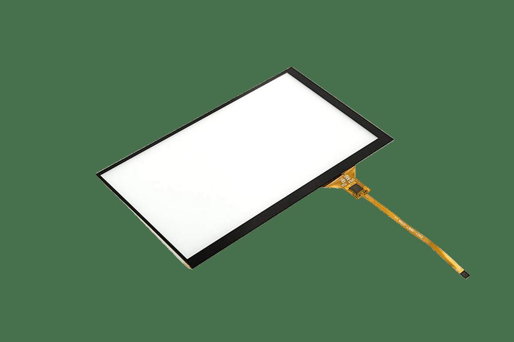 "DFRobot 7"" 1024 X 600 Ips Display For LattePanda"