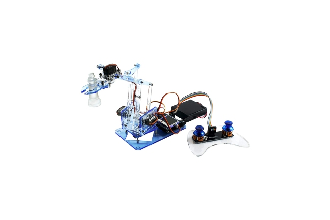 A product image for Mearm Robot Deluxe Kit With Controller