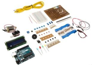 ARDUINO STARTER KIT Spanish