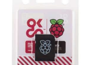 Raspberry Pi NOOBS Preloaded MicroSD Card 16GB