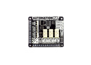 AUTOMATION HAT MOTOR CONTROL FOR PI