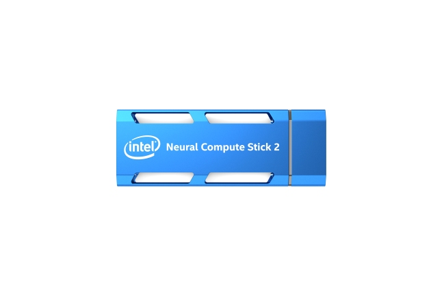 A product image for Intel® Neural Compute Stick 2 (Intel® Ncs2)
