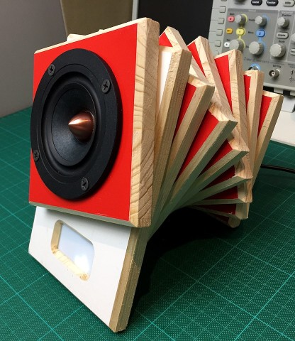 Create a PI Powered Speaker