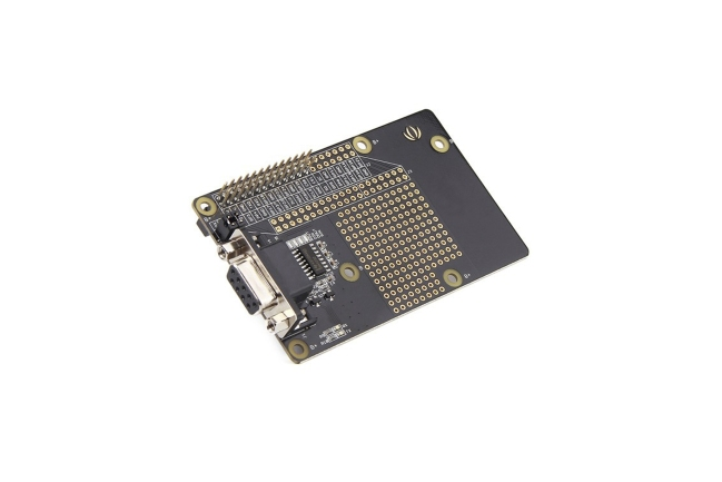 A product image for RASPBERRY PI RS232 BOARD V1.0