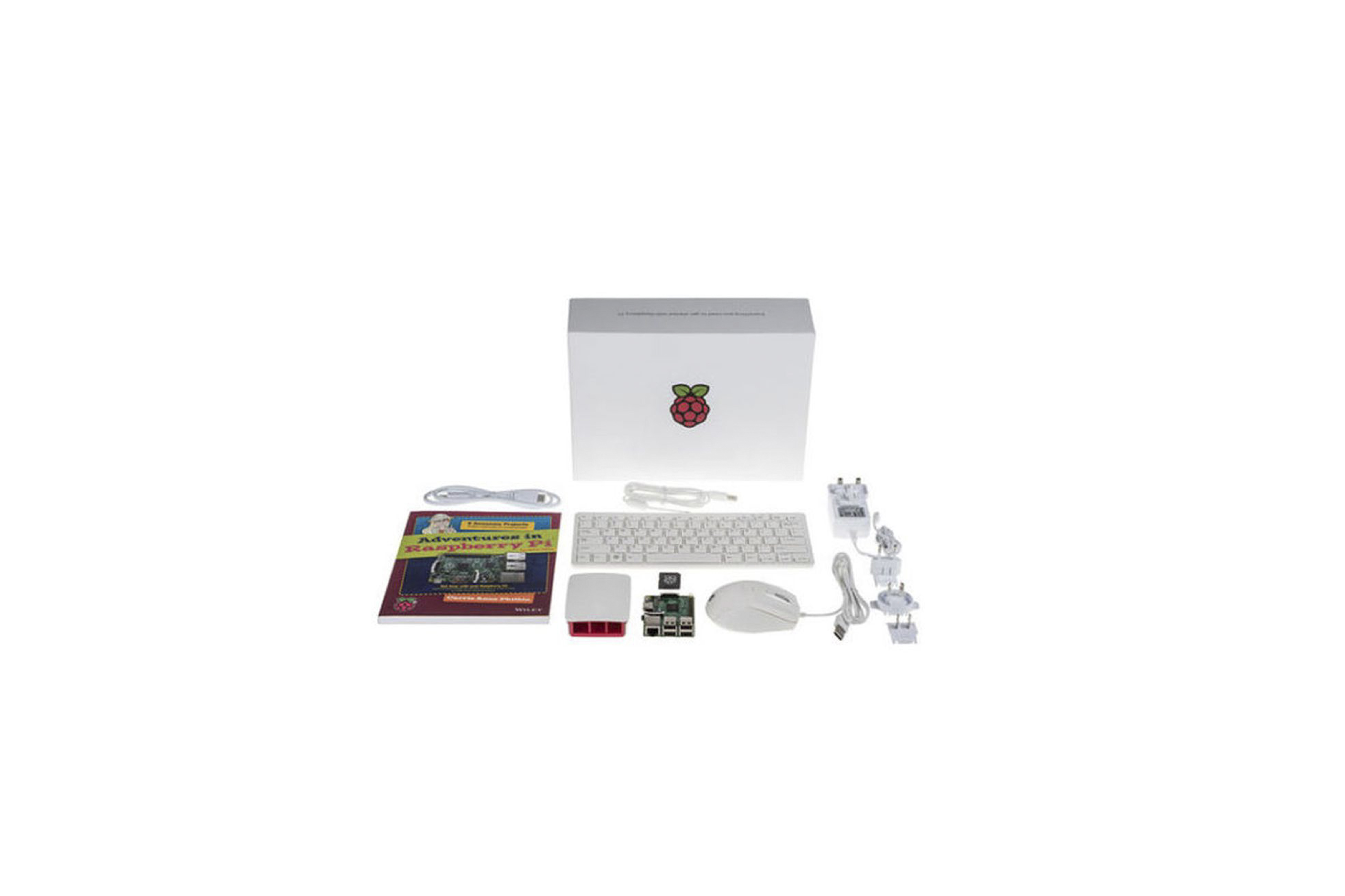 Official Raspberry Pi 3 Starter Kit