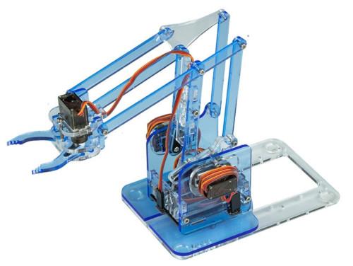 A product image for Mearm Robot Kit Maker Kit