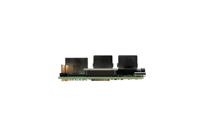A product image for RASPBERRY PI 4 MODEL B – 1G