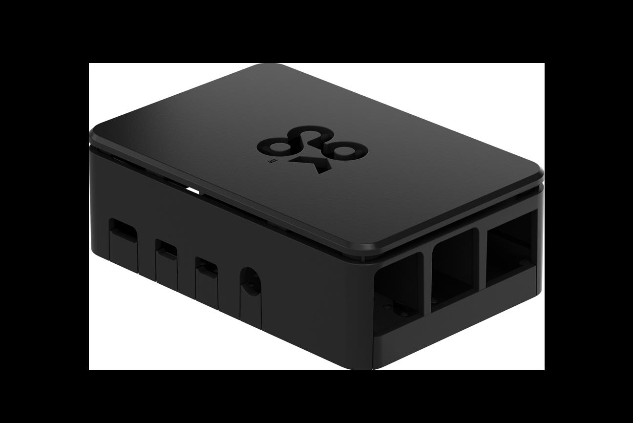 Okdo Raspberry Pi 4 Case - Black