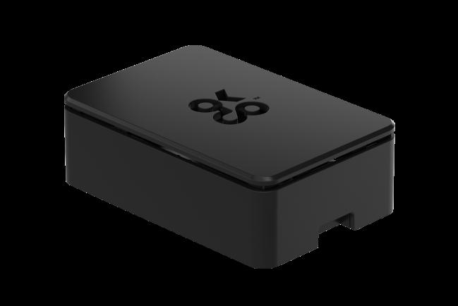 A product image for Okdo Raspberry Pi 4 Case – Black