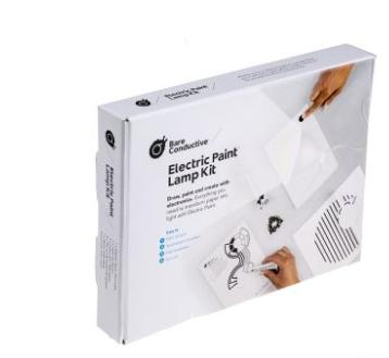 Electric Paint Lamp Kit