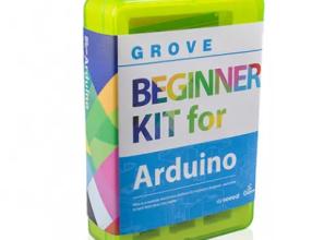 Grove Beginner Kit For Arduino - 110020171