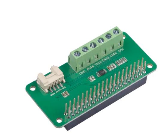 A product image for 4-Channel 16-Bit Adc For Raspberry Pi (Ads1115) – 103030279