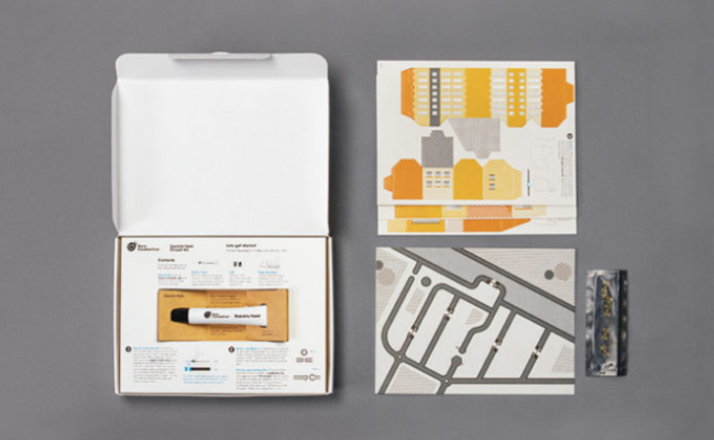 A product image for Bare Conductive Electric Paint Circuit Kit