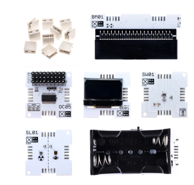 A product image for XinaBox STEM Micro:Bit Kit