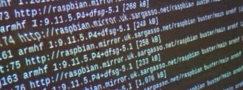 Update Raspbian using Terminal