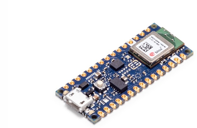 A product image for Nano 33 BLE WO headers