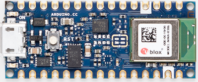 A product image for Nano BLE w/headers