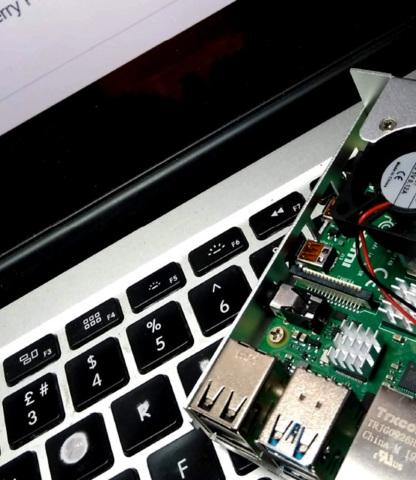 Use Your Pi from a Windows PC
