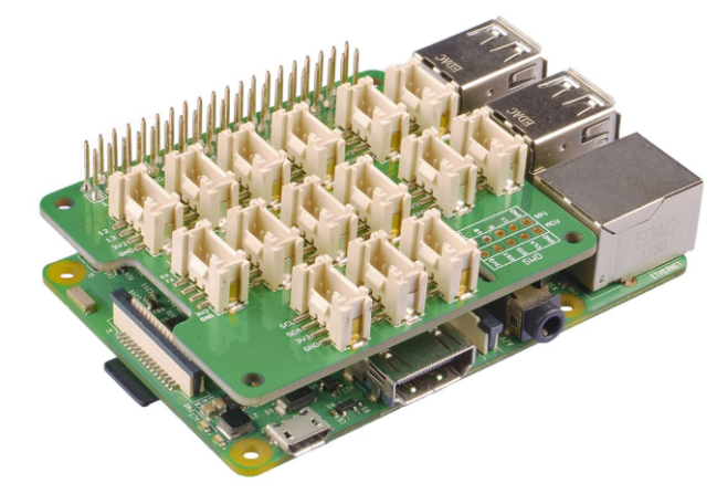 A product image for Air Quality Kit For Raspberry Pi