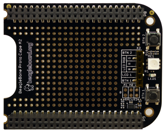 A product image for BeagleBone Proto Cape