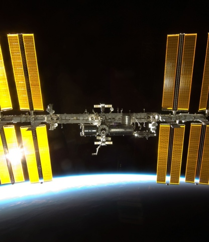 Space Station Tracker