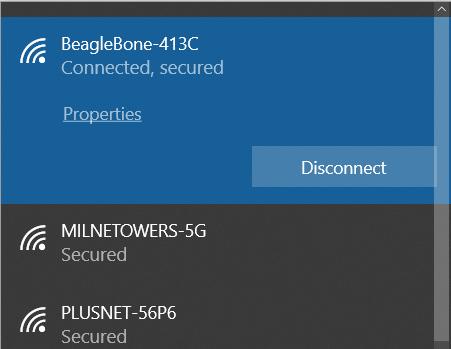 Beaglebone AP