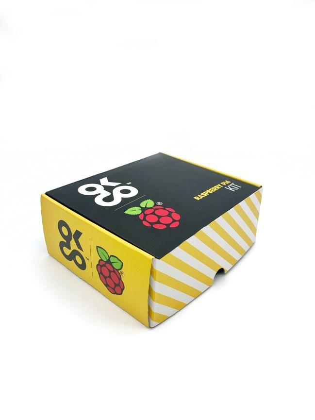 A product image for Raspberry Pi 4 4Gb Basic Kit EU Version