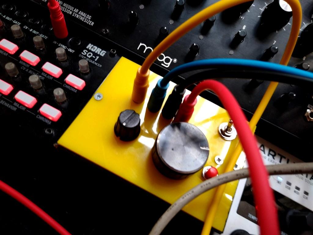 arduino cv clock eurorack modular