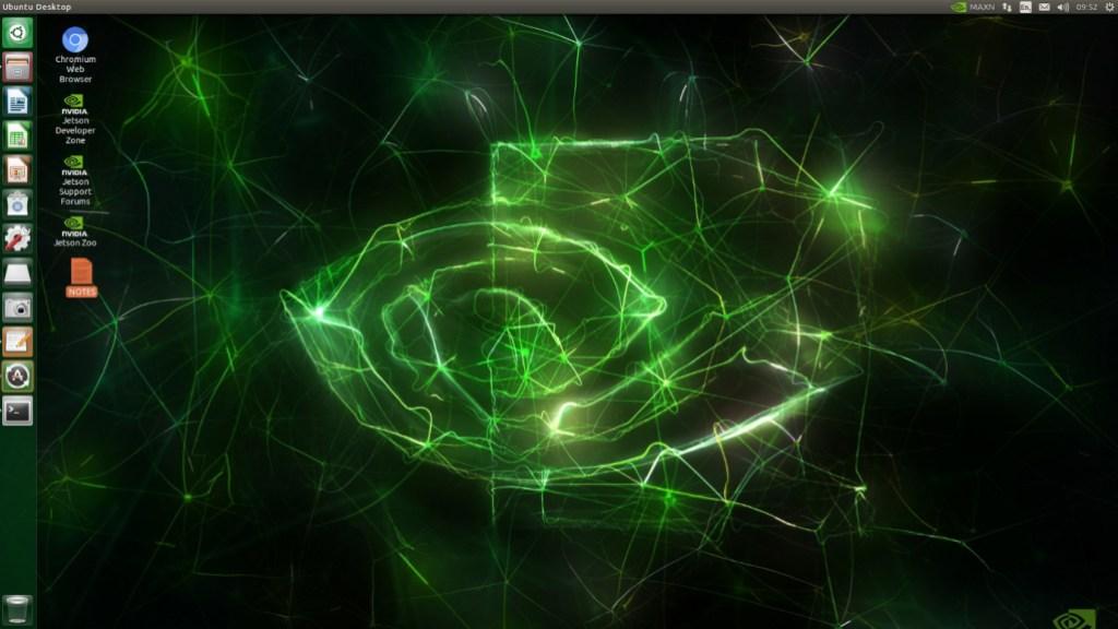 jetson nano desktop