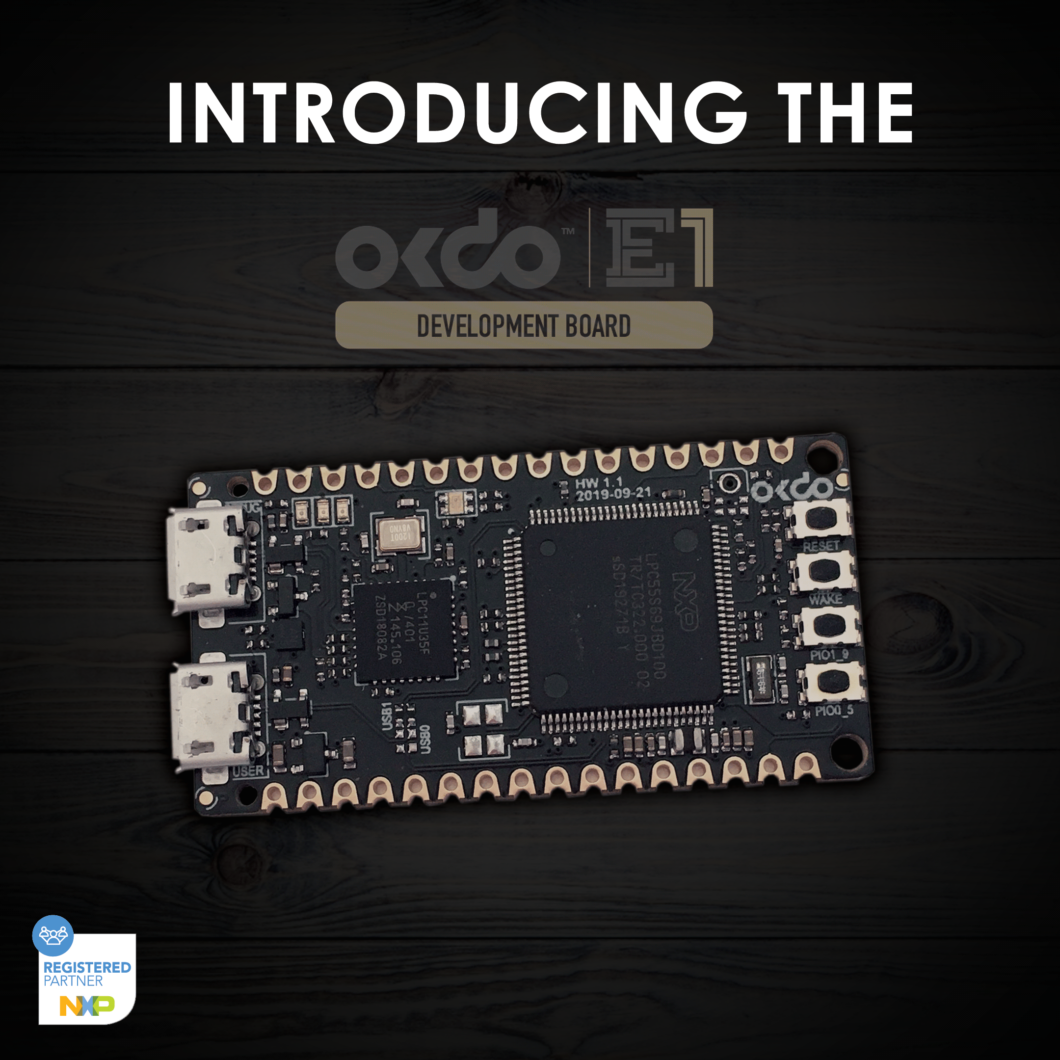 OKDO INTRODUCES E1, ITS FIRST OWN-BRAND SINGLE BOARD COMPUTER