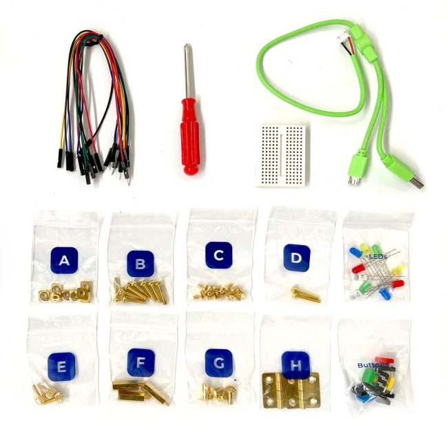 A product image for Piper Kit Spare Parts Kit