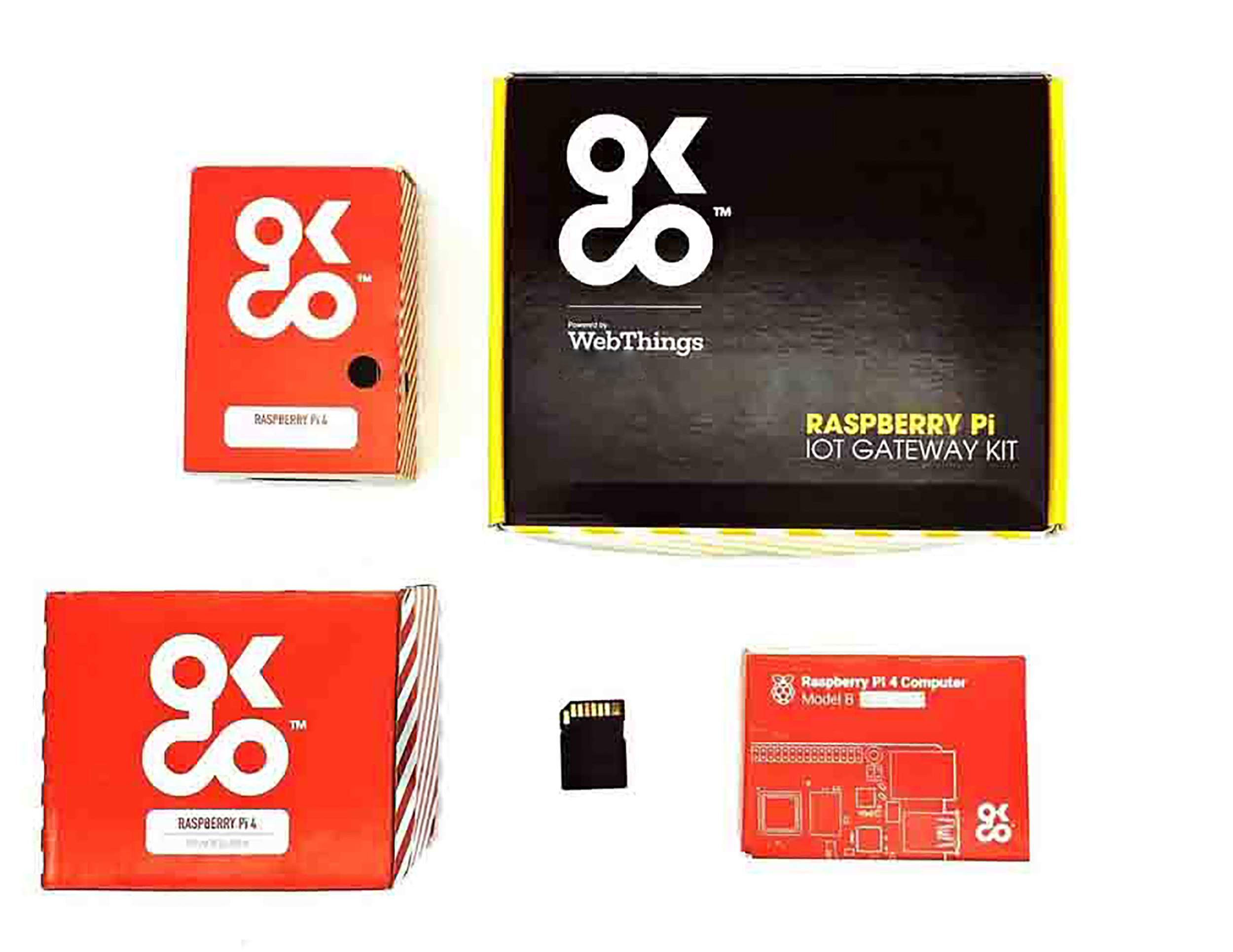 WebThings Gateway Kit