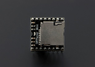 DFPlayer - A Mini MP3 Player For Arduino