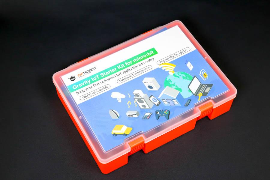 DFRobot Gravity IoT Starter Kit for micro:bit