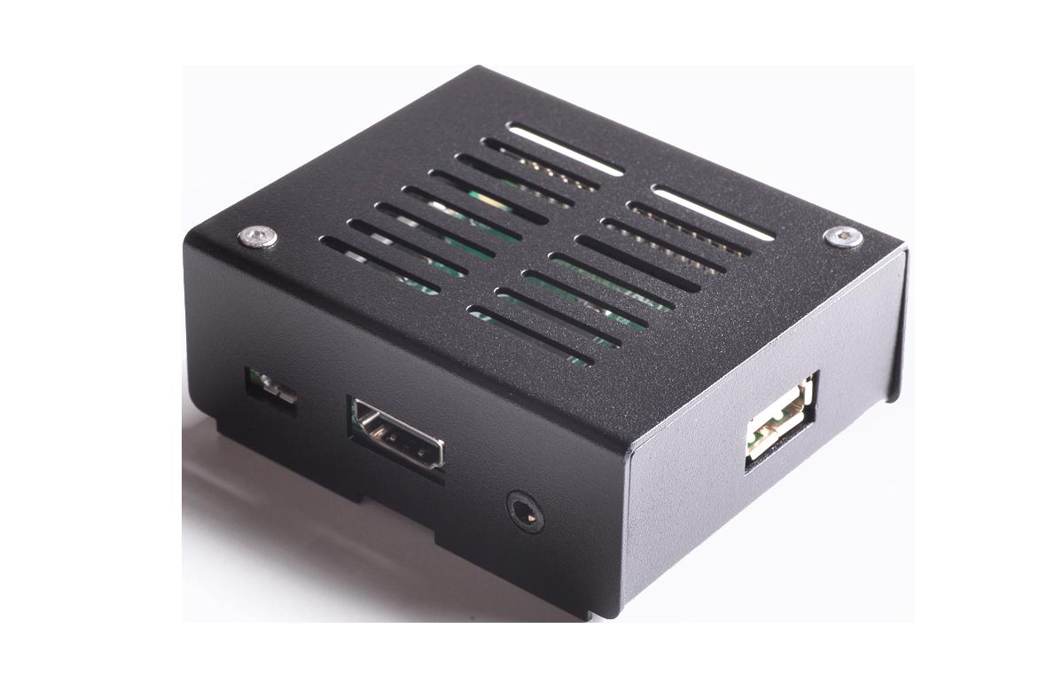 KKSB Raspberry Pi Metal Case Model A+ (Black)