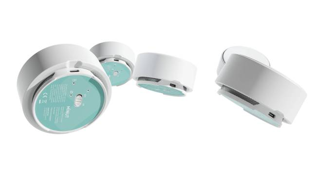 A product image for Minut – Smart Home Sensor MT-P2