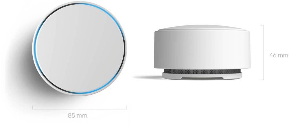 Minut - Smart Home Sensor MT-P2