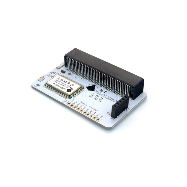 A product image for Pi Supply IoT micro:bit LoRa node (Multi Frequency)