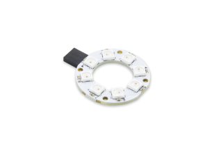 Pi Supply 8 RGB Rainbow LED Ring
