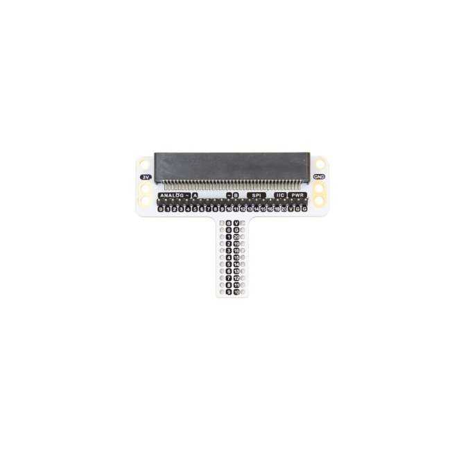 A product image for Pi Supply Breadboard Adapter for micro:bit