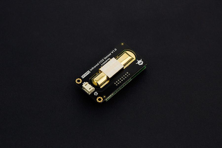 Gravity: Analog Infrared CO2 Sensor For Arduino (0~5000 ppm)