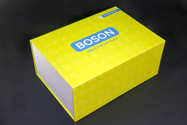 A product image for DFRobot BOSON Inventor Kit for micro:bit