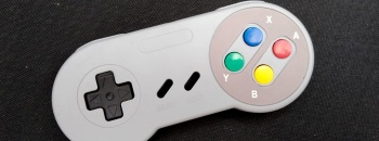 SNES Gamepad to USB Controller